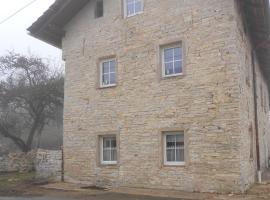 Jurahaus Maisonette Wohnung