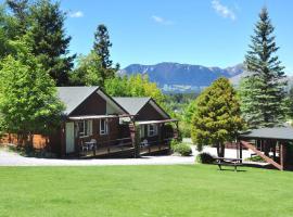 Greenacres Alpine Chalets & Villas, 汉默温泉