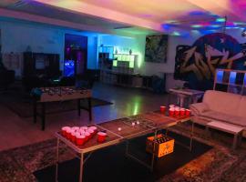 Loft63.3- Offenbach - Frankfurt JGA • Geburtstag • Partyroom - Event