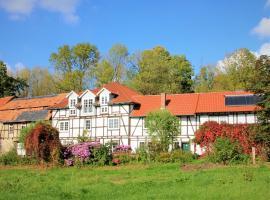 Ferienwohnung Die Fuchsmühle