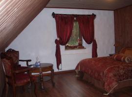 Krapi Guesthouse, Treimani
