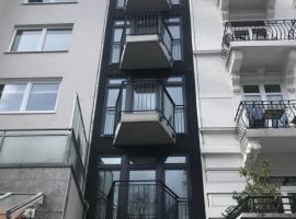 Apartmenthaus Eppendorfer Weg