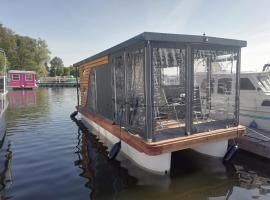 Hausboot Vermietung Brandenburg