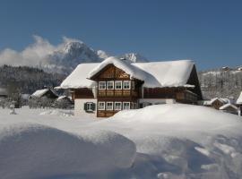 Haus Sonja, Altaussee