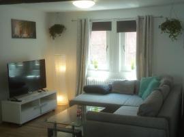 3Zi Ferienwohnung in Kirchhain nahe Marburg und Stadtallendorf
