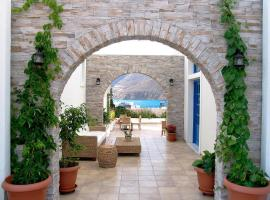 Karkisia Hotel, Aegiali