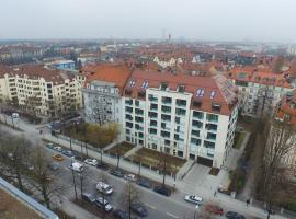 Grader apartment