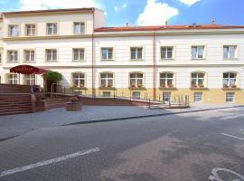 Ostrůvek, Prague