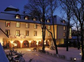 Hotel Na Zamecku, Praga
