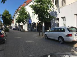 Wohnung in einer historische Straße