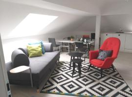 Moderne Wohnung nahe Frankfurt am Main