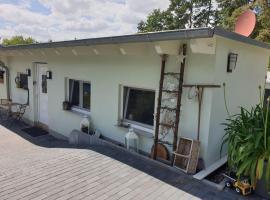 Fe-Wo/Haus Maui bei Berlin m Garten Schulzendorf bei Schönefeld