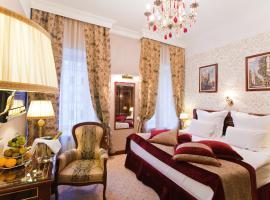 Golden Triangle Boutique Hotel, Saint Petersburg