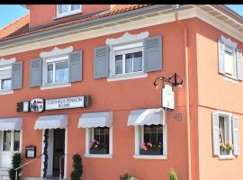 Gasthaus&Pension Blume Ötigheim