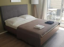Neu renoviertes Studio Apartment in zentraler Lage in Mainz