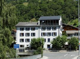 Hotel Restaurant Le Giétroz, Le Châble