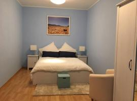 Private apartment, sleeps 4. Great area!