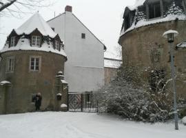 Schloss Kobershain