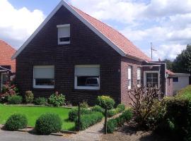 Ferienhaus Hortensia Weener