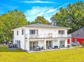 Villen am See - Villa Kaja Whg Ostseestrand