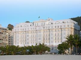 Belmond Copacabana Palace,