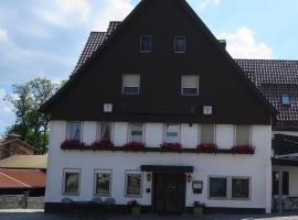 Der Gasthof in Alfdorf