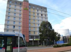 B&B Hôtel Grenoble Centre Alpexpo, Grenoble