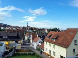Ferienwohnung Weinheim Stadler