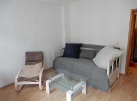 Zentrale und ruhige Wohnung mit Balkon