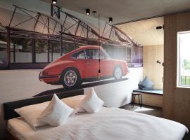 elferrooms Hotel