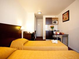 Aparthotel Adagio Access Paris Saint-Denis Pleyel, Saint-Denis
