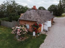 Ferienhof Schnurrum Reetdachkate - [#110601]