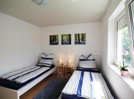Schöne Ferienwohnung mit Balkon und kostenlosem WLAN