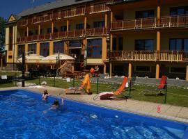 Hotel Avalanche, Wysokie Tatry