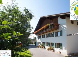 Bauernhof - Ferienwohnungen im Lobachtal