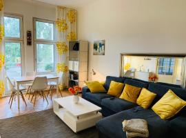 feel-at-home Apartment Berlin City - 90qm 3 Rooms - top public transport