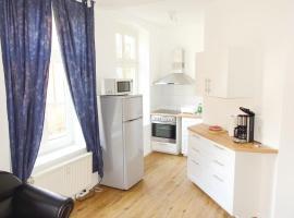 Two-Bedroom Apartment in Wismar