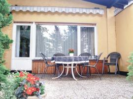 Holiday home Wossidloweg A