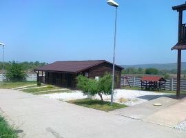Štúdia v areáli kúpaliska Vadaš, Štúrovo