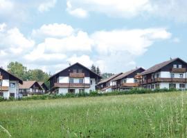 Two-Bedroom Apartment in Neuschonau