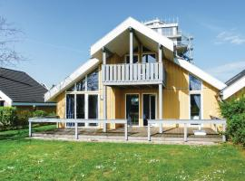 Two-Bedroom Holiday Home in Rechlin