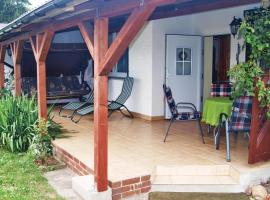 Holiday home Bungalow F
