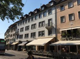Stillvoles Studio -Chill'n Vanilli- in der Altstadt