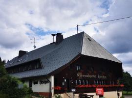 Schwarzwaldgasthof Hotel Hirschen