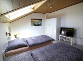 Schöne 3-Zimmer Ferienwohnung mit Balkon gratis WLAN