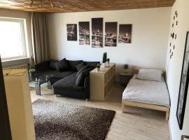 Gemütliche Ferienwohnung mit Smart-TV