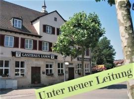 Hotel Lamm Stuttgart Waldenbuch