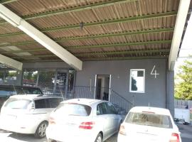 Gästehaus näher Porsche Fabrik Zimmer/Room 19