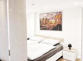 Frisch renoviertes Apartment mit LCD TV und gratis WLAN