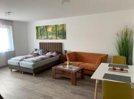 Urban Apartement-Boardinghouse Wadersloh